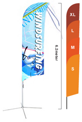 Different Height of Event Banners
