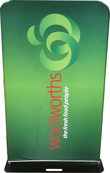 Signtific Mars- Single Sided Pull Up Banners