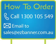 How to Order at EZBanner