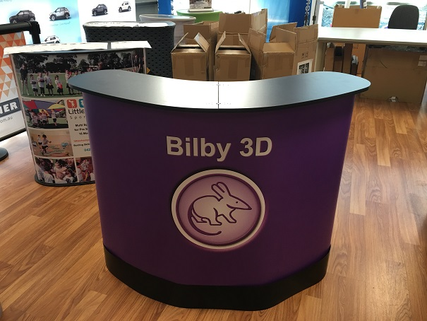 Case Counter-Bilby 3D