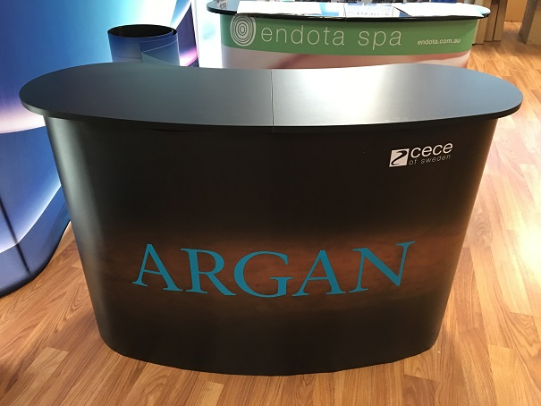 Magnetic Promotion Tables -ARGAN