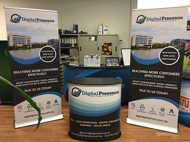 Expo Package-Digital Presence