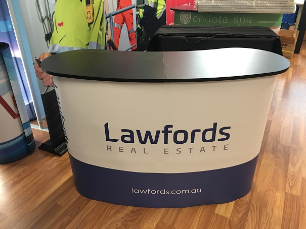 Magnetic Promotion Table - Lawfords