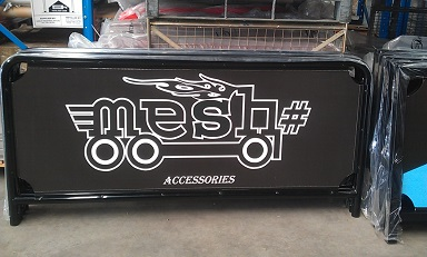 2m cafe barrier-mesh