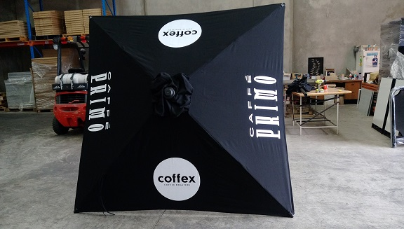 2m umbrella coffex