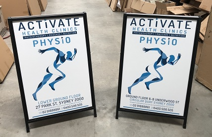 600x900mm Corflute-Activate