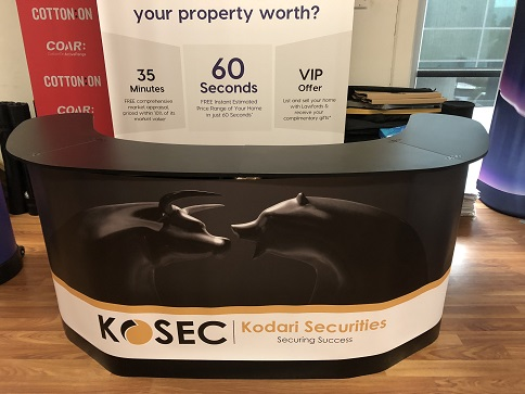 Large Case Counter - Kodari