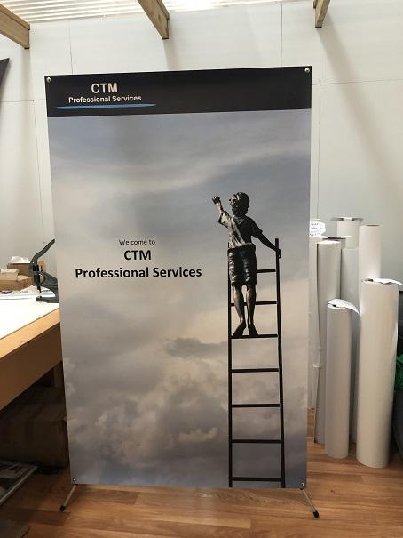 X Banner 1.2x2m CTM01