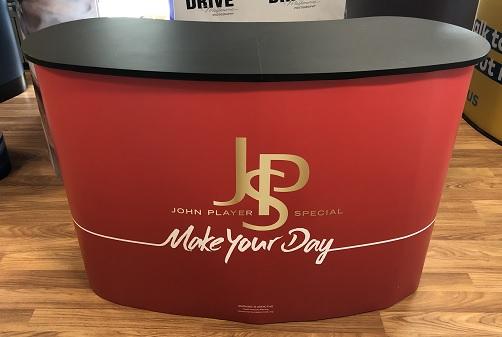 Magnetic Promotion Table - JSB